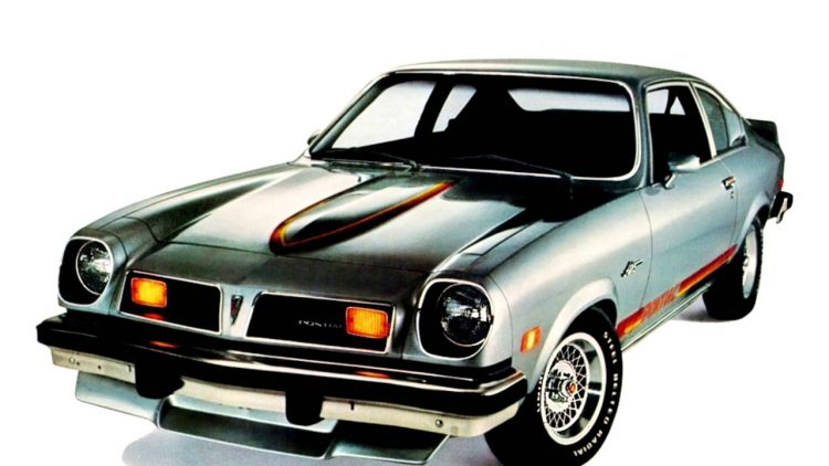 Obscure Pontiac Models - 1976 Astre Lil' Wide Track