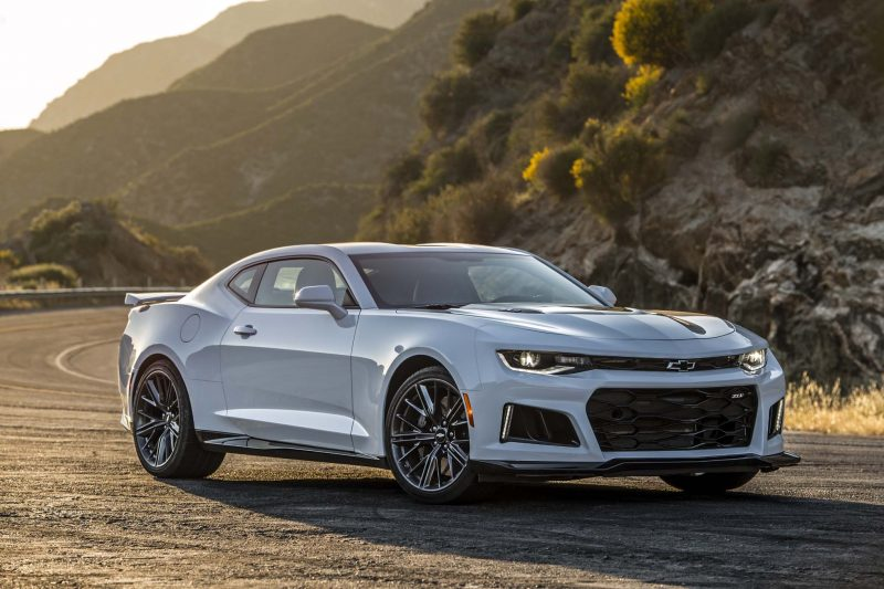 Cool Cars And Trucks That Will Always Be Stylish - Chevrolet Camaro ZL1
