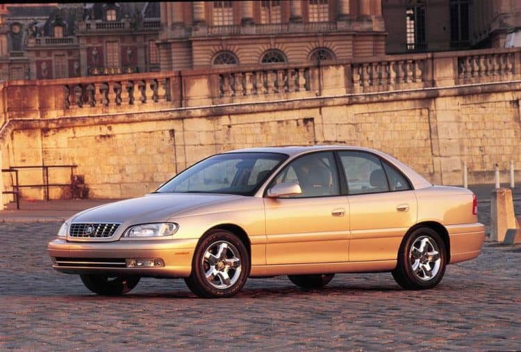 Overlooked Classic Cadillac Models - 1999-2001 Catera Sport