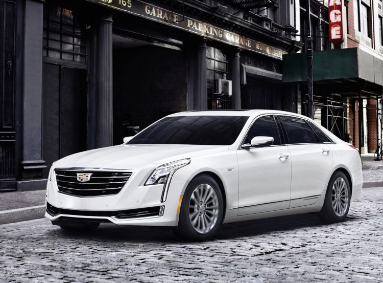 American Badged Foreign Made Cars - Cadillac CT6 PHEV