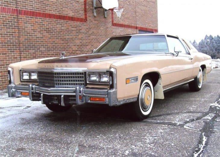 Overlooked Classic Cadillac Models - 1978 Eldorado Custom Biarritz Classic