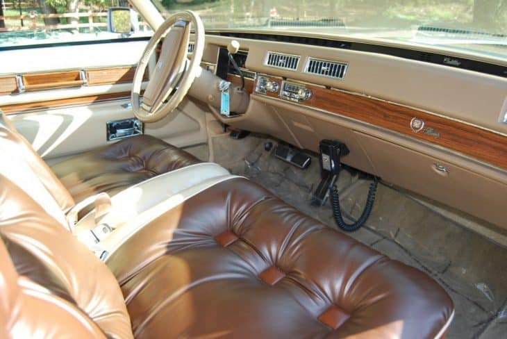 Overlooked Classic Cadillac Models - 1978 Eldorado Custom Biarritz Classic Interior