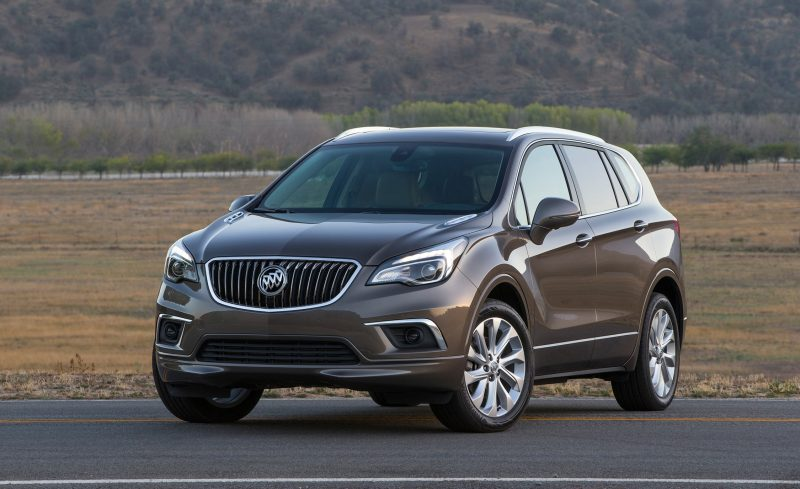 American Badged Foreign Made Cars - Buick Envision