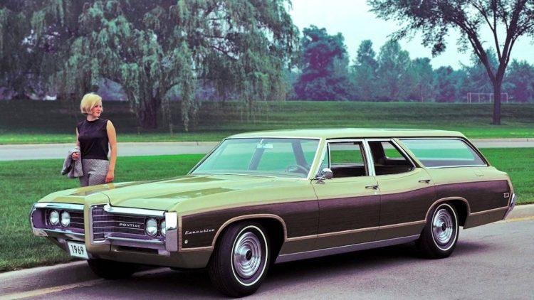 Obscure Pontiac Models - 1967-1970 Executive