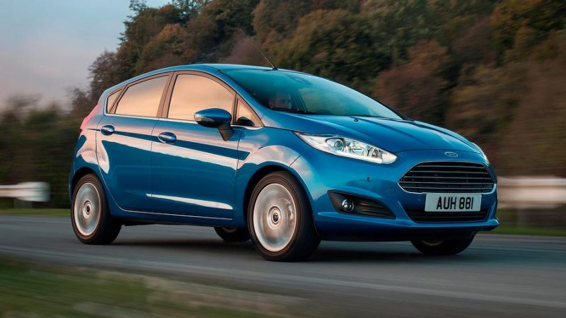 American Badged Foreign Made Cars - Ford Fiesta
