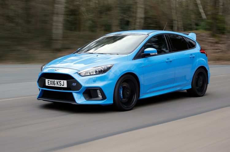 American Badged Foreign Made Cars - Ford Focus RS