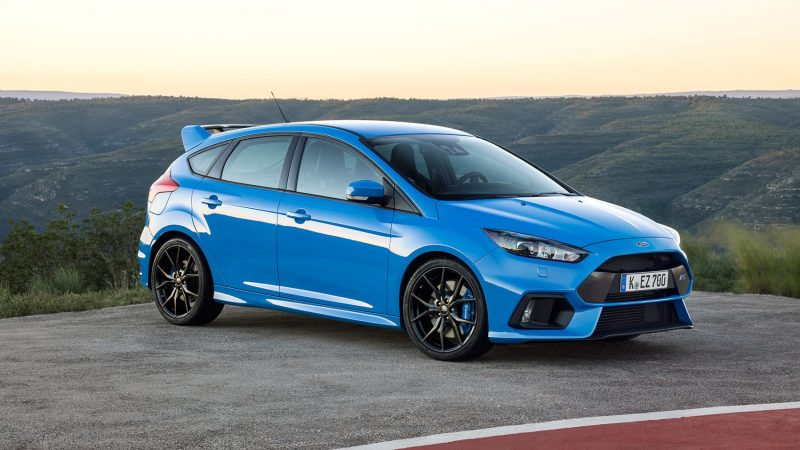 Cool Cars And Trucks That Will Always Be Stylish - Ford Focus RS