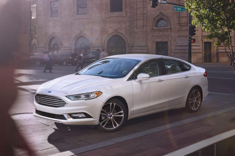 American Badged Foreign Made Cars - Ford Fusion