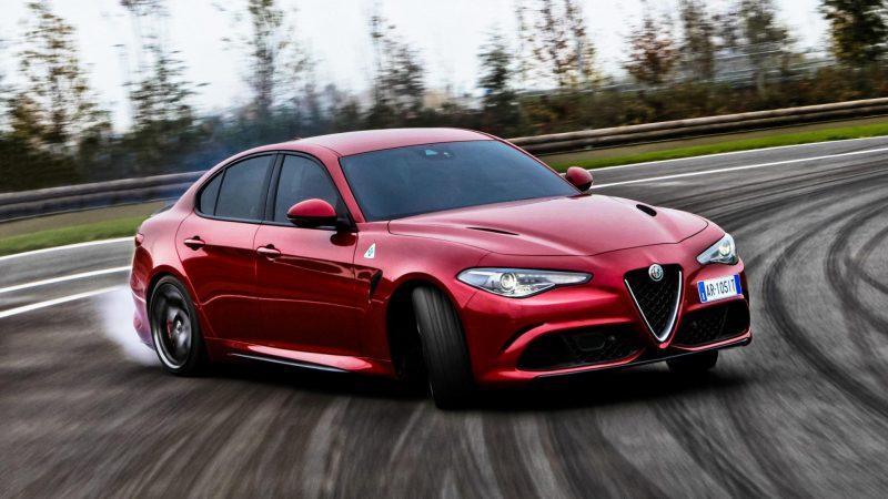 Cool Cars And Trucks That Will Always Be Stylish - Alfa Romeo Giulia Quadrifoglio