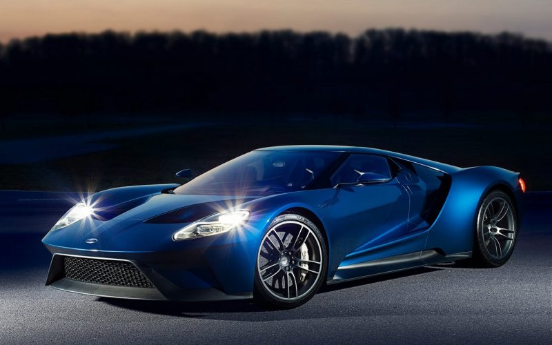 Cool Cars And Trucks That Will Always Be Stylish - Ford GT