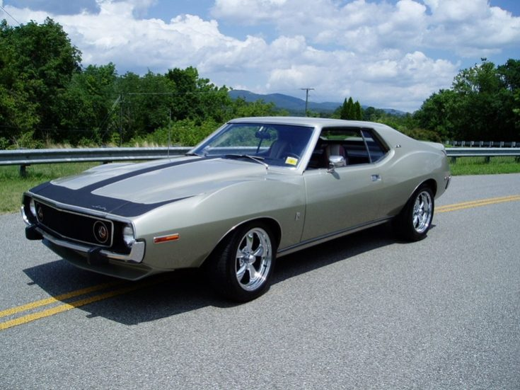 Most Popular Muscle Cars With Issues - 1971-1974 AMC Javelin