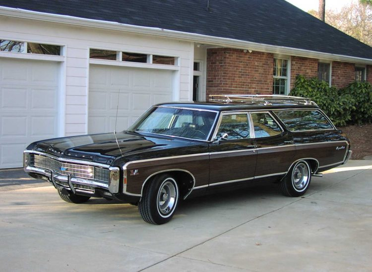 Old Chevy Cars That Time Forgot - 1969-1972 Kingswood