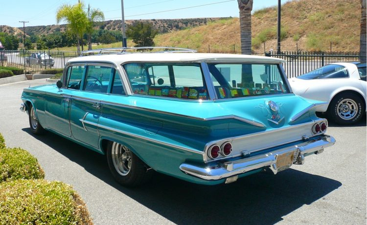 Old Chevy Cars That Time Forgot - 1959-1960 Kingswood