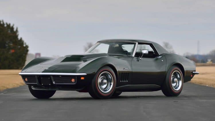 Most Powerful American Muscle Car - Chevrolet Corvette L88
