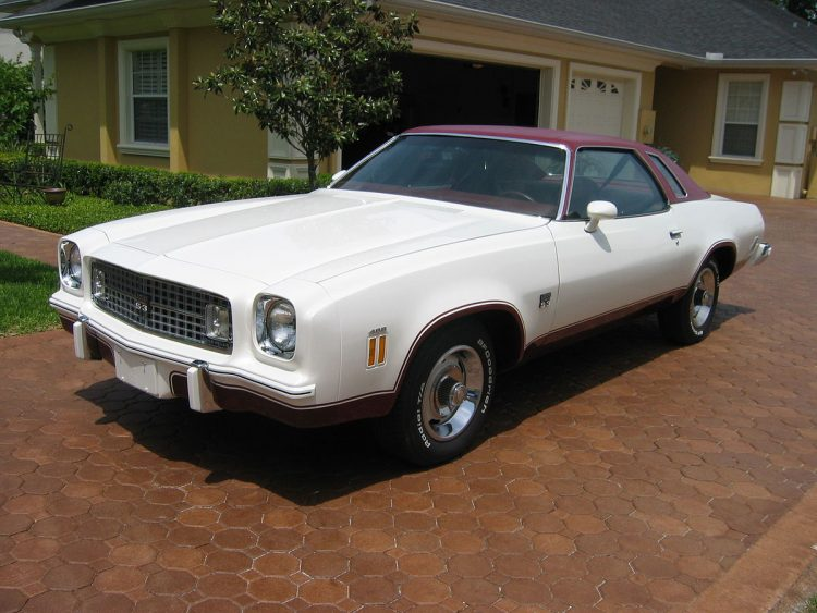 Old Chevy Cars That Time Forgot - 1973-1976 Chevelle Laguna