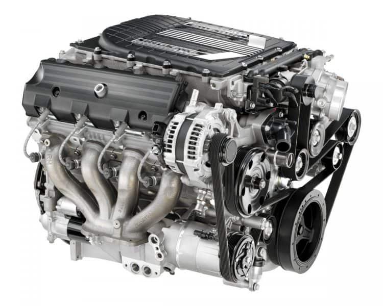 What Is The Best V8 Engine - General Motors 6.2L LT4 Supercharged V8