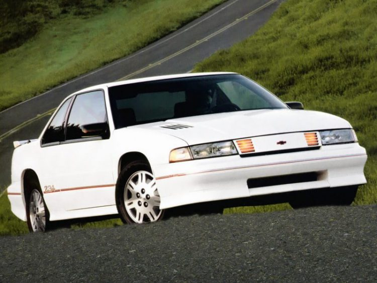 Old Chevy Cars That Time Forgot - 1991-1993 Lumina Z34 Coupe
