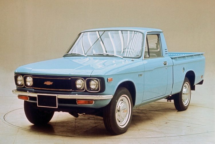 Old Chevy Cars That Time Forgot - 1972-1982 LUV