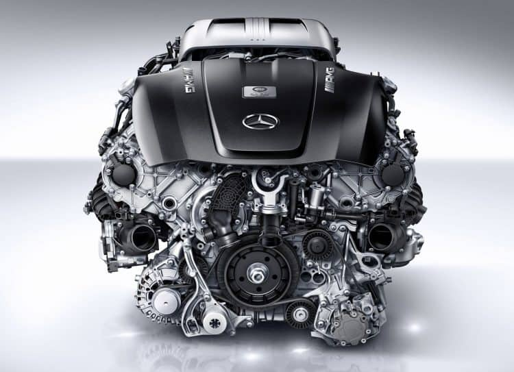 What Is The Best V8 Engine - Mercedes-Benz 4.0L M178 Twin-Turbo V8