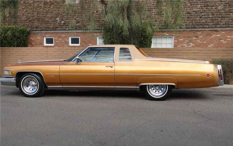 Overlooked Classic Cadillac Models - 1975-1976 Mirage