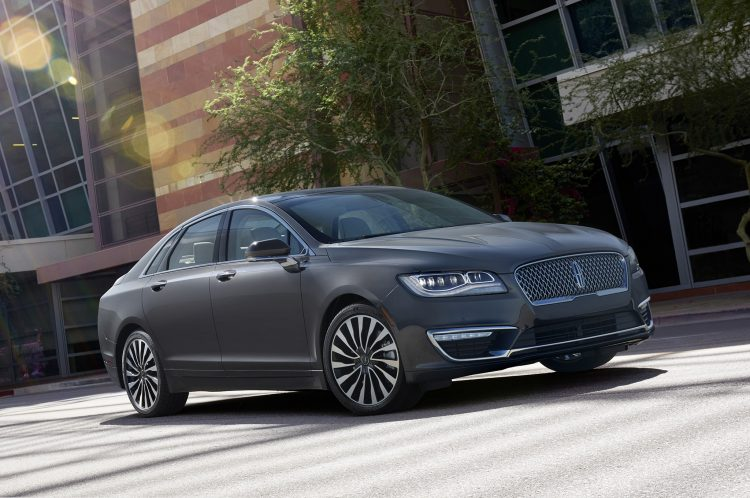 American Badged Foreign Made Cars - Lincoln MKZ