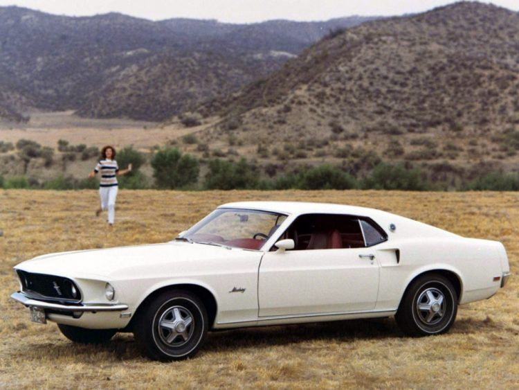 Most Popular Muscle Cars With Issues - 1965-1973 Ford Mustang Base