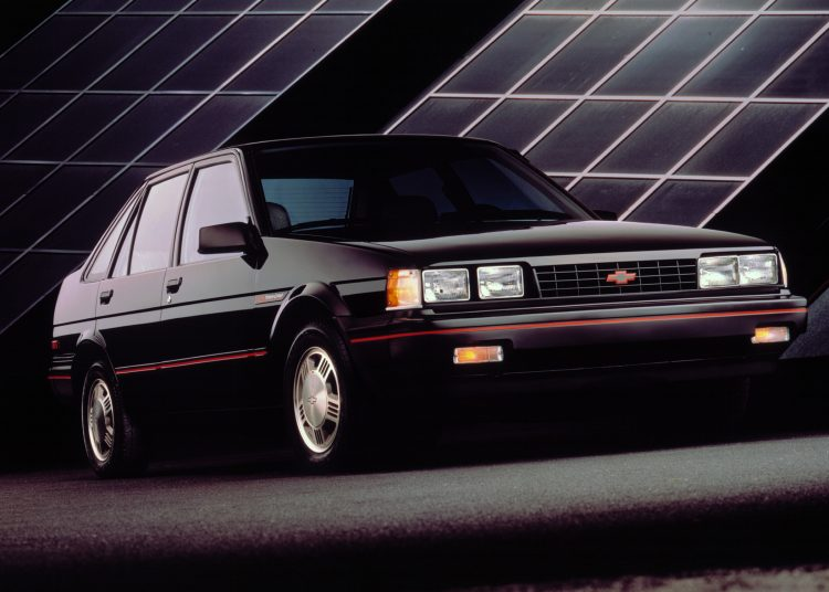 Old Chevy Cars That Time Forgot - 1988 Nova Twin Cam
