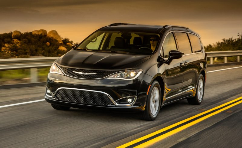 American Badged Foreign Made Cars - Chrysler Pacifica