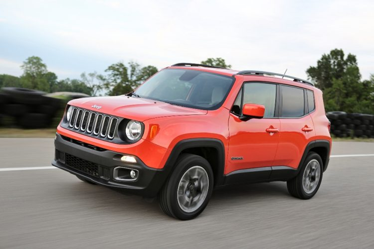 American Badged Foreign Made Cars - Jeep Renegade