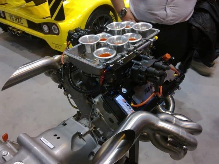 What Is The Best V8 Engine - Radical 2.7L RPE V8