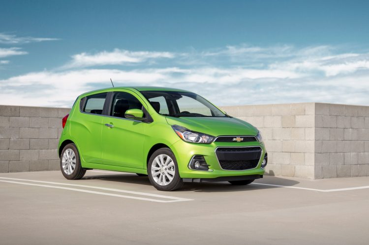 American Badged Foreign Made Cars - Chevrolet Spark