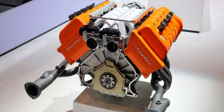 What Is The Best V8 Engine - Koenigsegg 5.0L Spyker V8