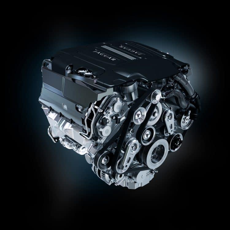 What Is The Best V8 Engine - Jaguar 5.0L SVR Supercharged V8