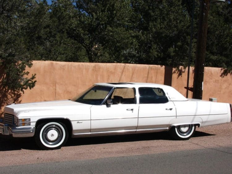 Overlooked Classic Cadillac Models - 1974-1976 Sixty Special Fleetwood Talisman
