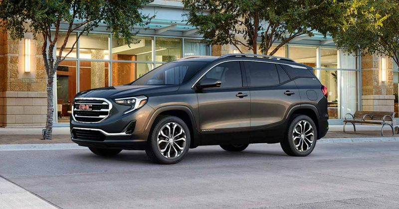 American Badged Foreign Made Cars - GMC Terrain