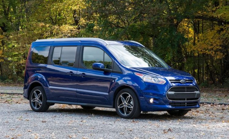 American Badged Foreign Made Cars - Ford Transit Connect