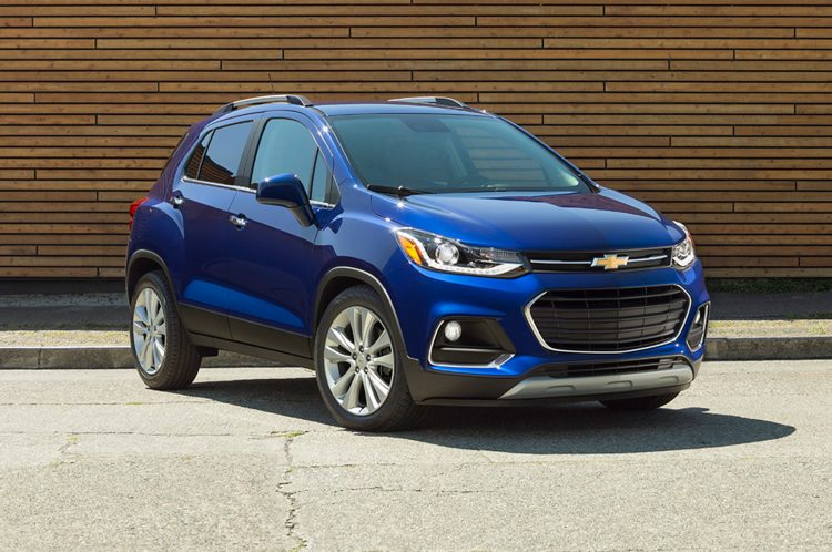 American Badged Foreign Made Cars - Chevrolet Trax