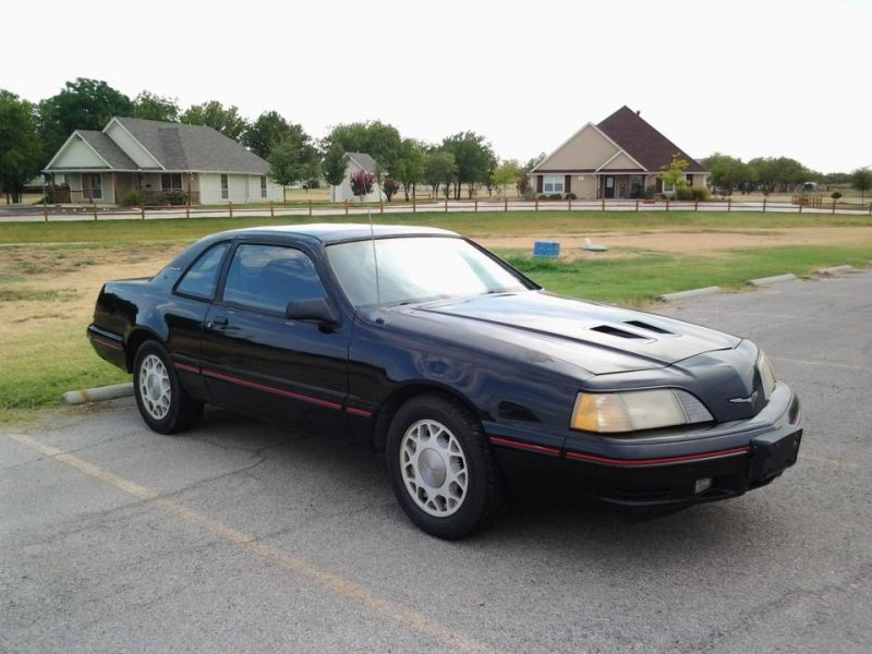 Forgotten Ford Cars - 1983-1988 Thunderbird Turbo Coupe