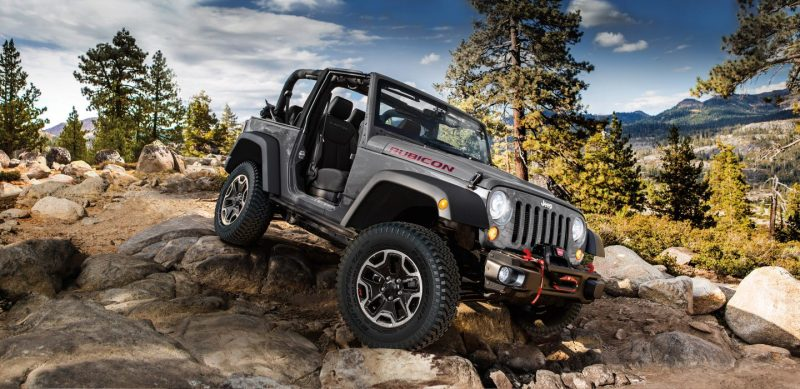 Cool Cars And Trucks That Will Always Be Stylish - Jeep Wrangler