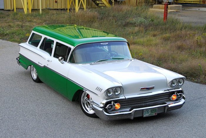 Old Chevy Cars That Time Forgot - 1958 Yeoman