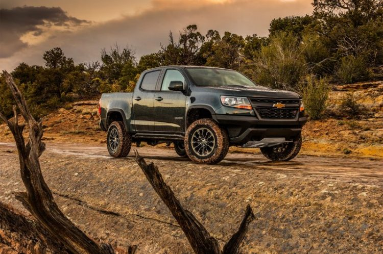 Cool Cars And Trucks That Will Always Be Stylish - Chevrolet Colorado ZR2