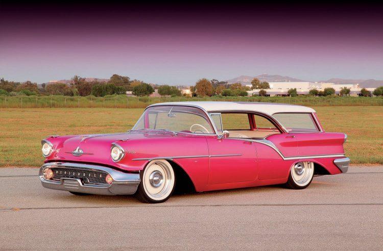 Classic Oldsmobile - 1957-1958 Fiesta Wagon