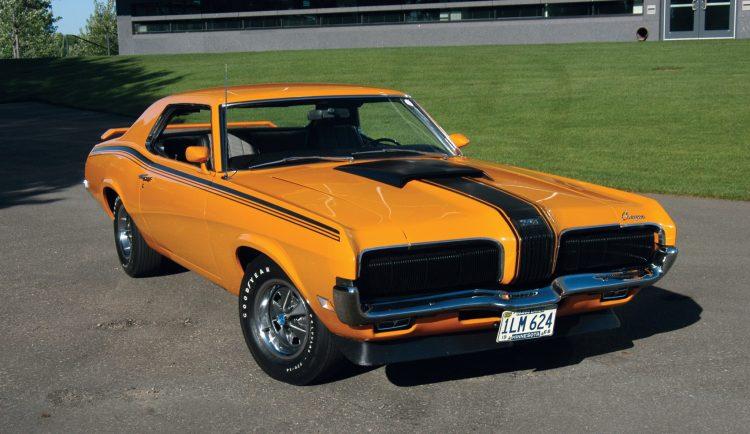 Forgotten Classic Mercury Cars - 1969-1970 Cougar Eliminator