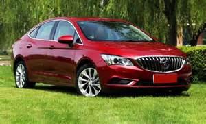 Discontnued Cars List - 2017 Buick Verano
