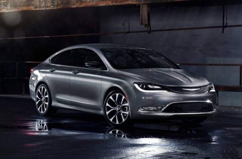 Chrysler 200 - Discontinued After 2018