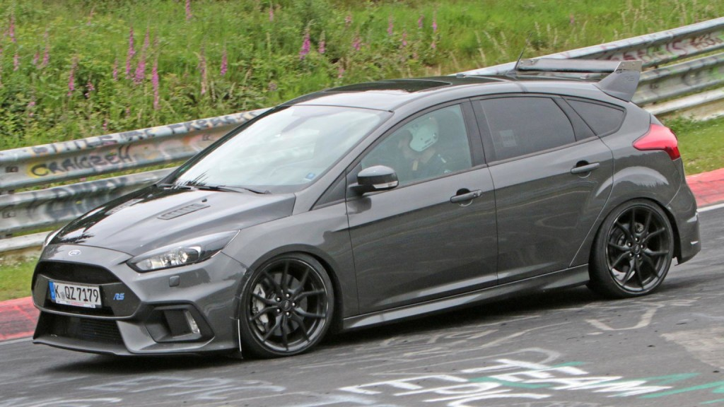 The Ford Focus RS is one of the best hot hatches.