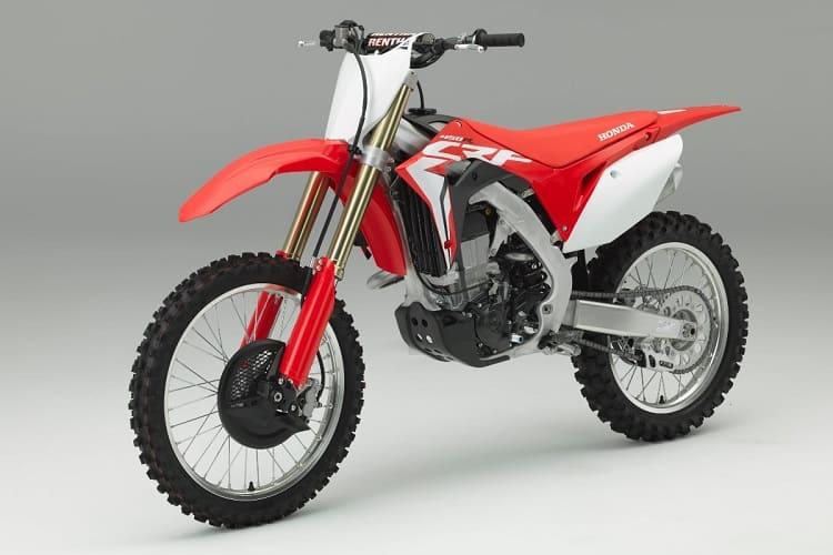 Honda CRF - Best Supermoto Bikes