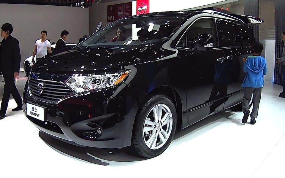 Nissan Quest Discontinued After 2018