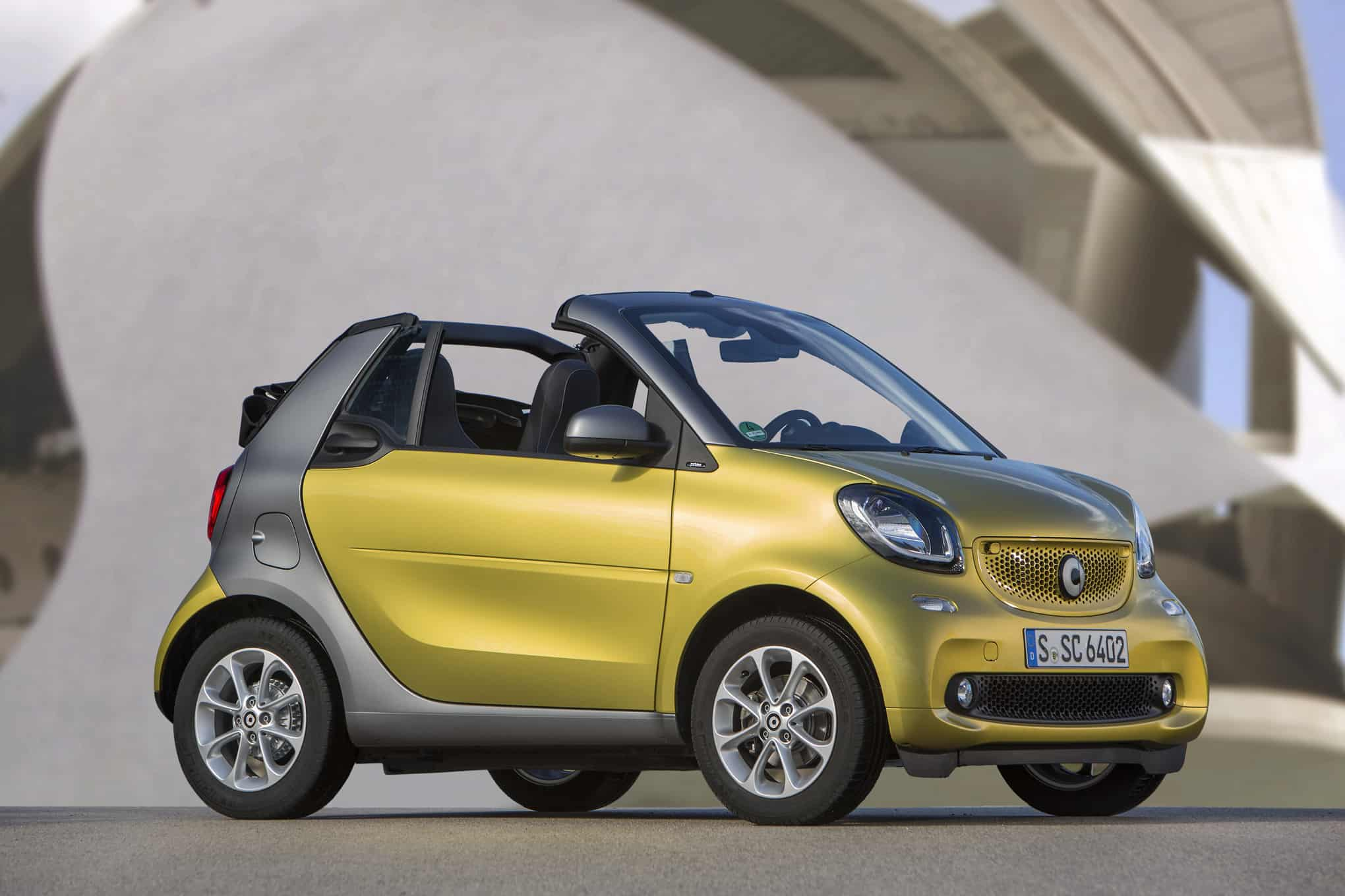 Vehicles Discontinued For 2018 - Smart ForTwo