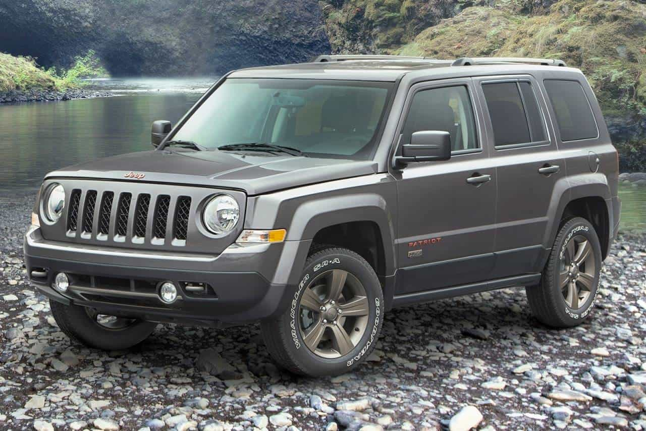 jeep patriot discontinued after 2018
